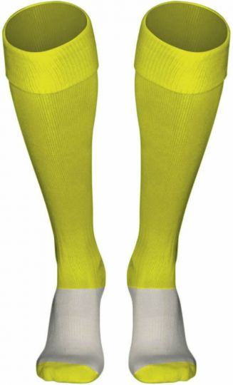 ATLANTIS SOCKS PACK. 5 PCS YELLOW FLUO