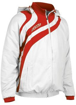 ALKMAN TRACKSUIT - WHITE/BLUE/RED