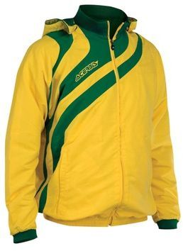 ALKMAN TRACKSUIT - YELLOW/GREEN