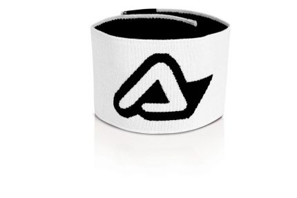 CAPTAIN ARMBAND - WHITE (5 PC S)