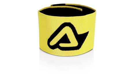 CAPTAIN ARMBAND - YELLOW (5 PC S)