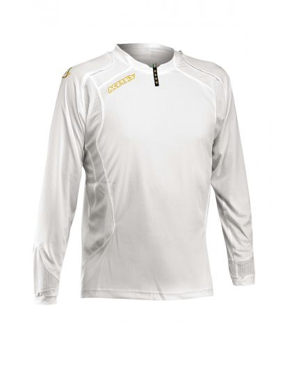 JERSEY 4 STARS LONG SLEEVE - WHITE