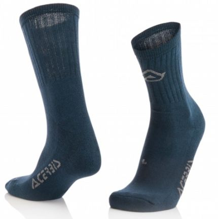 EVO FREETIME SOCKS (5PCS) BLUE