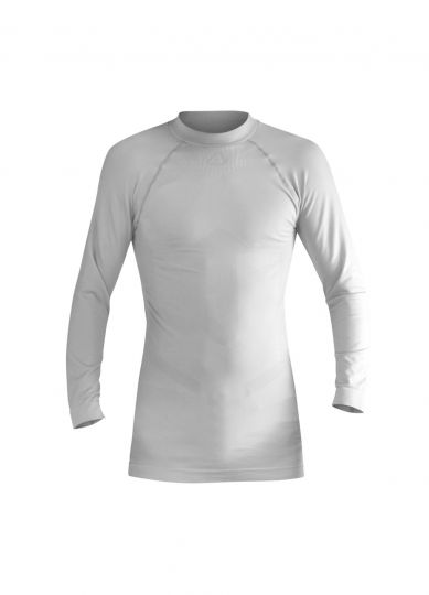 EVO TECHNICAL UNDERWEAR LS - WHITE