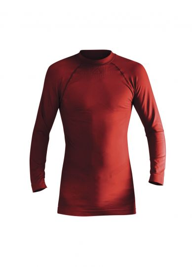 EVO TECHNICAL UNDERWEAR LS - BORDEAUX