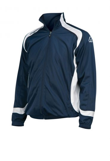 TRACKSUIT JACKET ATLANTIS - BLUE/WHITE