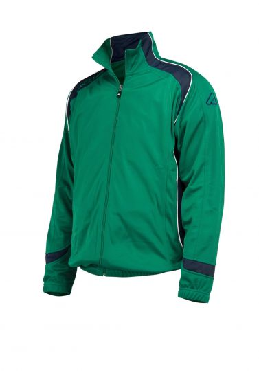 TRACKSUIT JACKET ATLANTIS - GREEN/BLUE