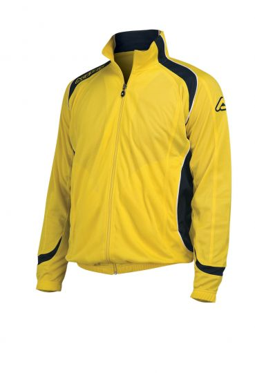 TRACKSUIT JACKET ATLANTIS - YELLOW/BLUE
