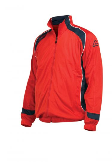TRACKSUIT JACKET ATLANTIS - RED/BLUE