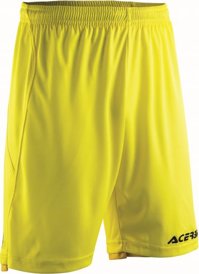 SHORT GOALKEEPER EVO YELLOW FLUO