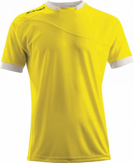 JERSEY ASTRO SHORT SLEEVE YELLOW