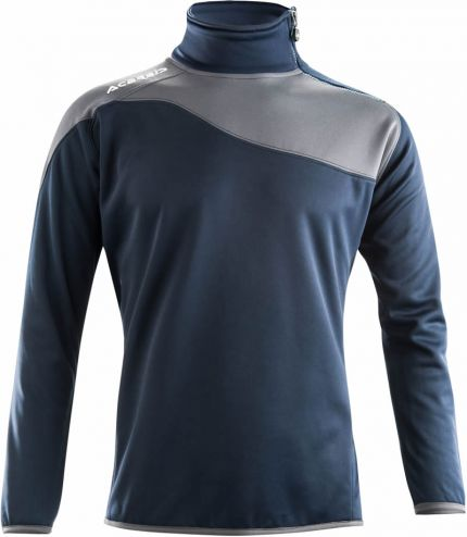 SWEATSHIRT ASTRO 1/2 ZIP BLUE