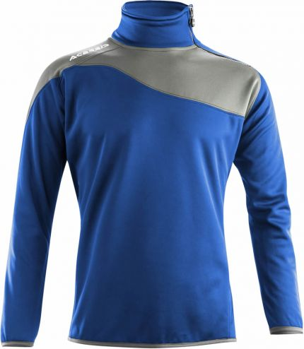 SWEATSHIRT ASTRO 1/2 ZIP BLUE 3