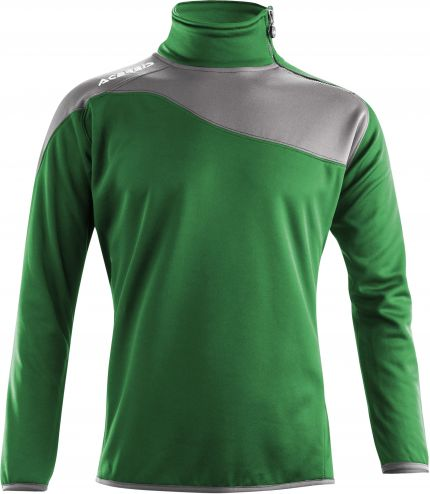 SWEATSHIRT ASTRO 1/2 ZIP GREEN 2