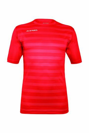 Atlantis 2 Short Sleeve Jersey Red