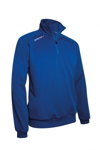 Atlantis 2 Half Zip Training Sweatshirt Royal Blue
