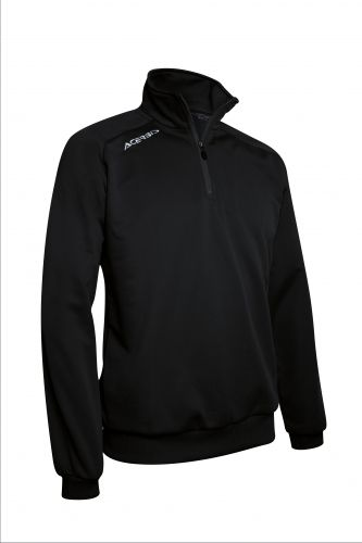 Atlantis 2 Half Zip Training Sweatshirt Black
