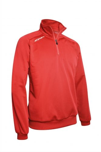 Atlantis 2 Half Zip Training Sweatshirt Red