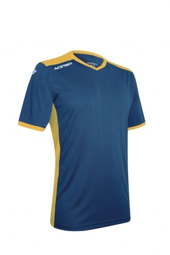 Belatrix Short Sleeve Jersey Blue/Yellow