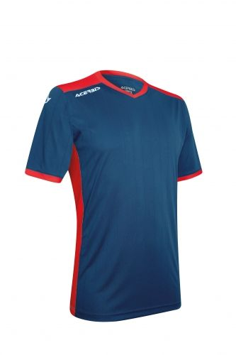 Belatrix Short Sleeve Jersey Blue/Red
