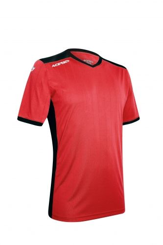 Belatrix Short Sleeve Jersey Red/Black