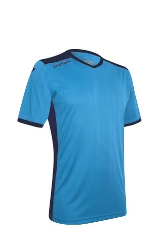 Belatrix Short Sleeve Jersey Light Blue/Blue
