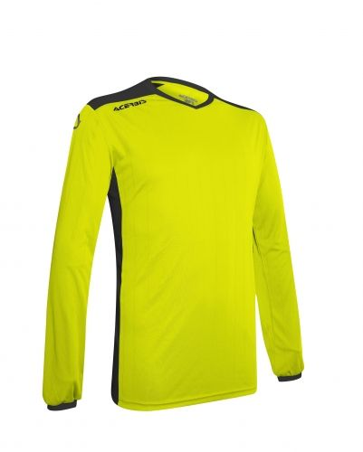 Belatrix Long Sleeve Jersey Flo Yellow/Black