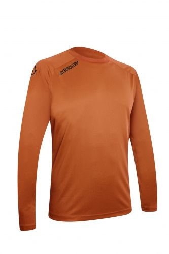 Atlantis Training T-Shirt Long Sleeve Orange