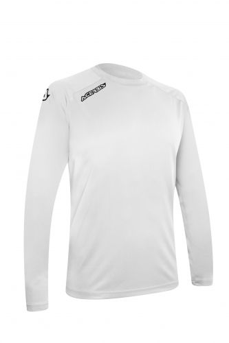 Atlantis Training T-Shirt Long Sleeve White