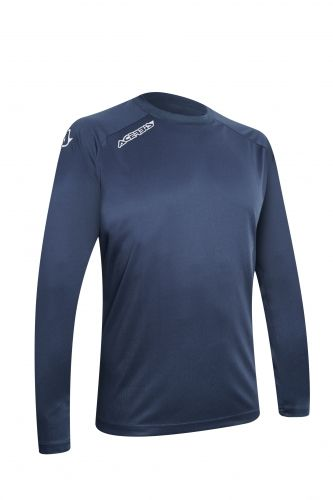 Atlantis Training T-Shirt Long Sleeve Blue