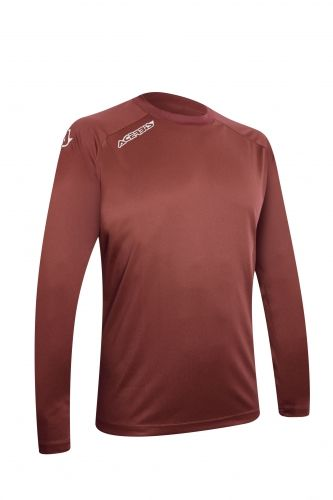 Atlantis Training T-Shirt Long Sleeve Bordeaux