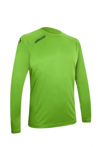 Atlantis Training T-Shirt Long Sleeve Fluo Green