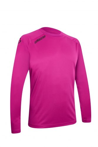 Atlantis Training T-Shirt Long Sleeve Fluo Fucsia