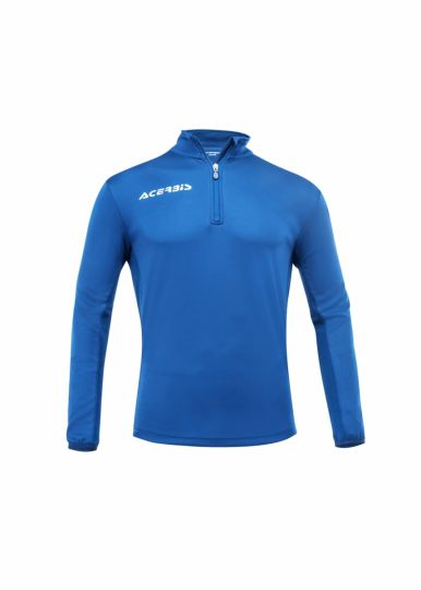 Belatrix 1/2 zip Sweatshirt Royal Blue