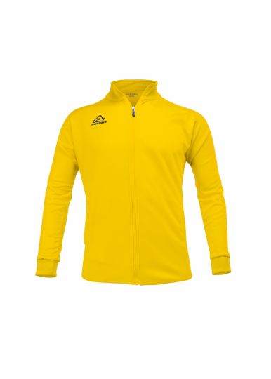 Atlantis 2 Tracksuit Jacket Yellow