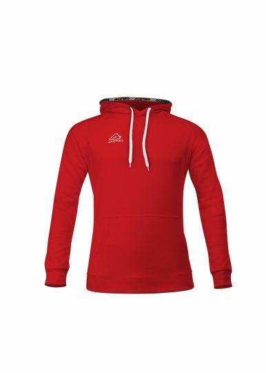 Easy Hoodie Sweatshirt Red
