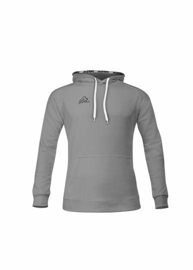 Easy Hoodie Sweatshirt Grey Melange