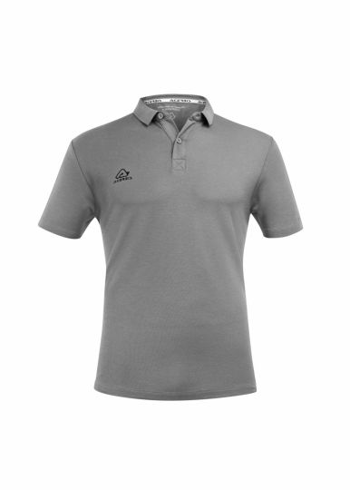 Atlantis Polo Dark Grey