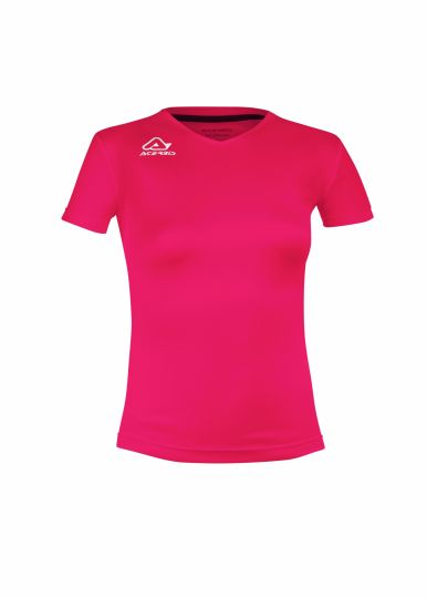 Devi Woman Training T-shirt Fucsia