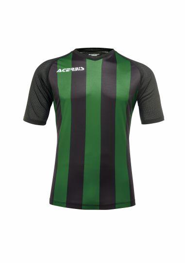 Johan Jersey Short Sleeve Black/Green