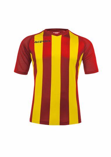 Johan Jersey Short Sleeve Red/yellow