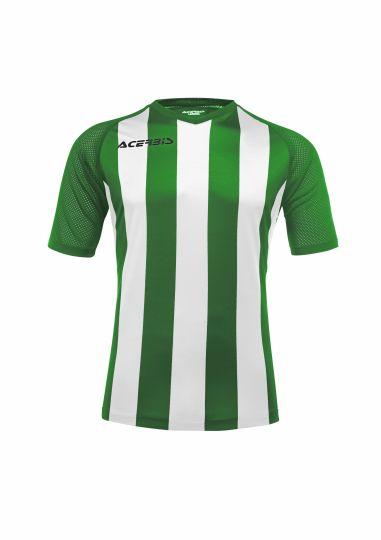 Johan Jersey Short Sleeve Green/White