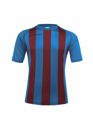 Johan Jersey Short Sleeve Royal Blue/ Bordeaux