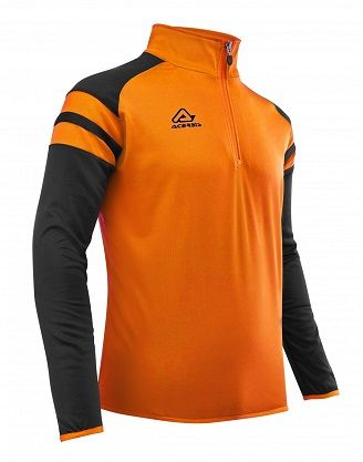 Kemari 1/2 Zip ORANGE/BLACK
