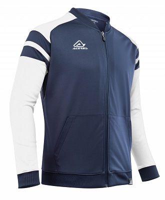 Kemari Tracksuit Jacket BLUE/WHITE