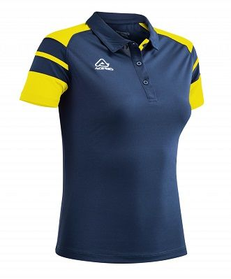 Kemari Polo Woman BLUE/YELLOW