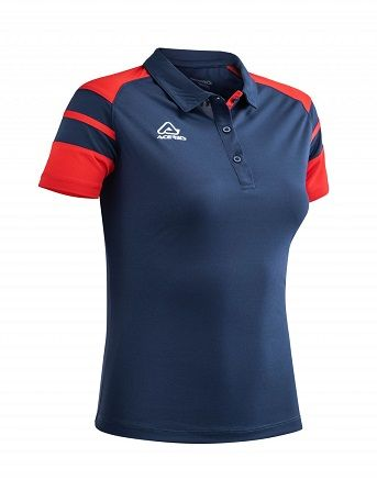 Kemari Polo Woman BLUE/RED
