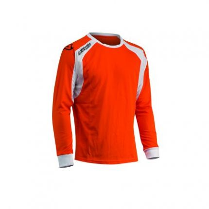 JERSEY ATLANTIS LS - ORANGE