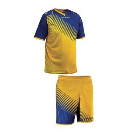 SET ENGLAND 1966 SHORT SLEEVE - BLUE/YELLOW