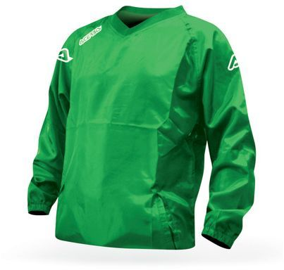 RAIN JACKET ATLANTIS GREEN